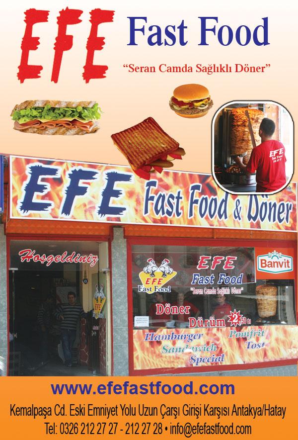Efe Fast Food Merkez Hatay
