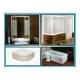 panel duş küvet tekne