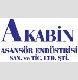 Akabin Asansör Endüstrisi San. ve Tic. Ltd. Şti.