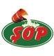 Şop Süt logo