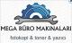 Mega Büro Makinaları logo